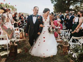 La boda de Yolanda Higueras Fernández  y Albert López Alcázar