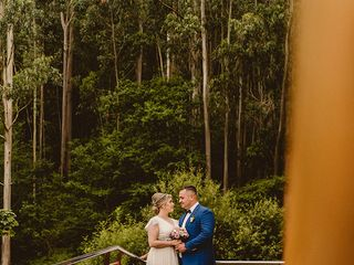 La boda de Alba y Pastor 2