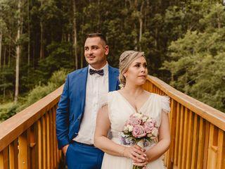 La boda de Alba y Pastor