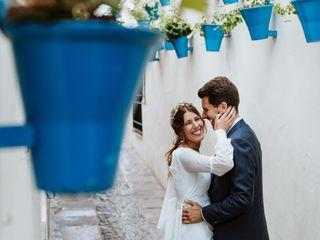 La boda de Javier y Carmen
