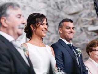 La boda de Elena  y Gotzon
