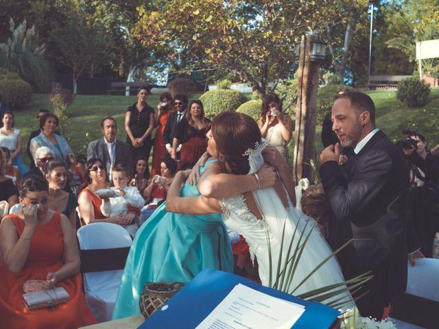 La boda de David y Cristina en Arganda Del Rey, Madrid 18