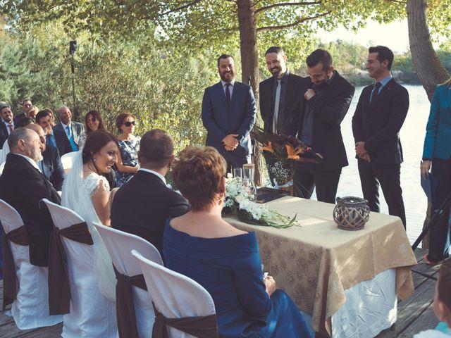 La boda de David y Cristina en Arganda Del Rey, Madrid 21