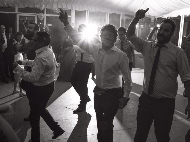 La boda de David y Cristina en Arganda Del Rey, Madrid 54