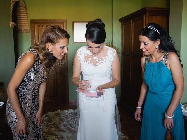 La boda de Leticia y Fran en Serradilla, Cáceres 3