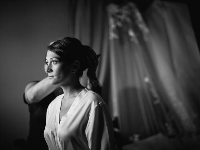 La boda de Leticia y Fran en Serradilla, Cáceres 9