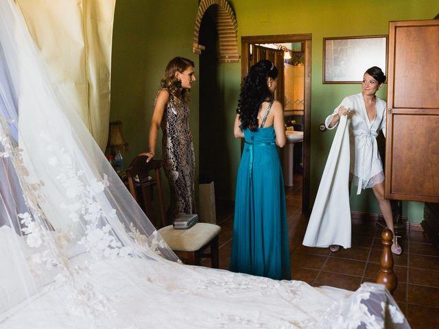 La boda de Leticia y Fran en Serradilla, Cáceres 10
