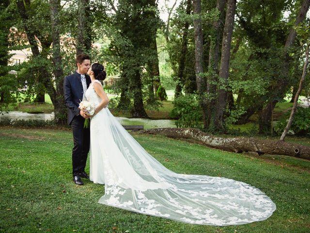 La boda de Leticia y Fran en Serradilla, Cáceres 16