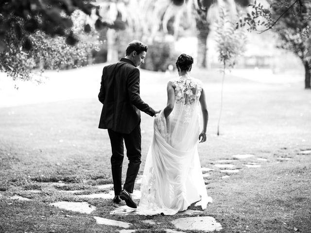La boda de Leticia y Fran en Serradilla, Cáceres 18