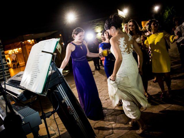 La boda de Leticia y Fran en Serradilla, Cáceres 22