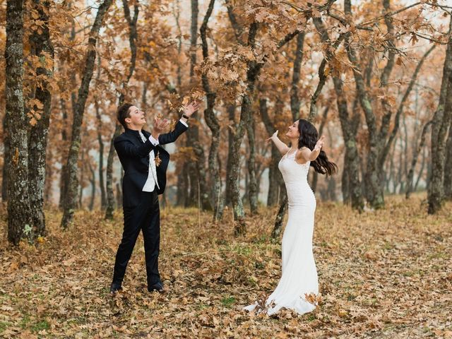 La boda de Leticia y Fran en Serradilla, Cáceres 28