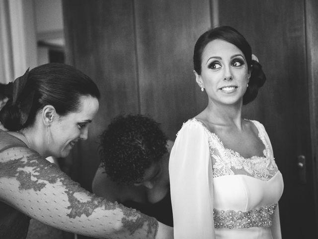 La boda de Sergio y Carmen en Castelldefels, Barcelona 11