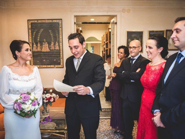 La boda de Sergio y Carmen en Castelldefels, Barcelona 18