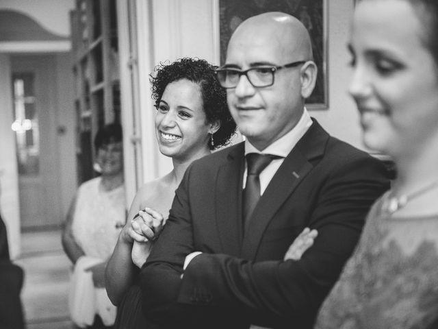 La boda de Sergio y Carmen en Castelldefels, Barcelona 19