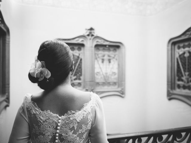 La boda de Sergio y Carmen en Castelldefels, Barcelona 21