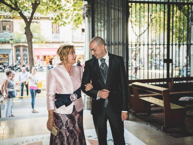 La boda de Sergio y Carmen en Castelldefels, Barcelona 24