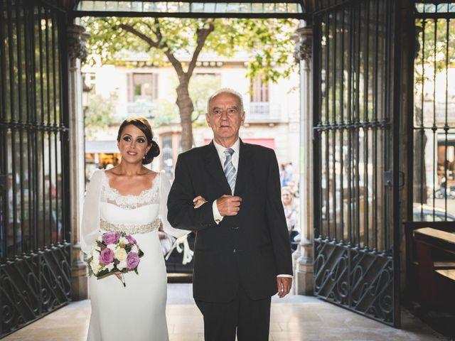 La boda de Sergio y Carmen en Castelldefels, Barcelona 26