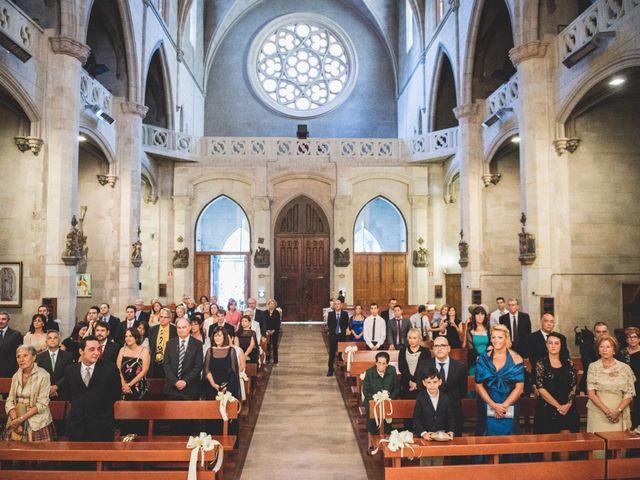 La boda de Sergio y Carmen en Castelldefels, Barcelona 38