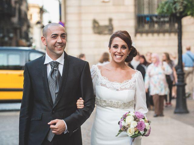 La boda de Sergio y Carmen en Castelldefels, Barcelona 47