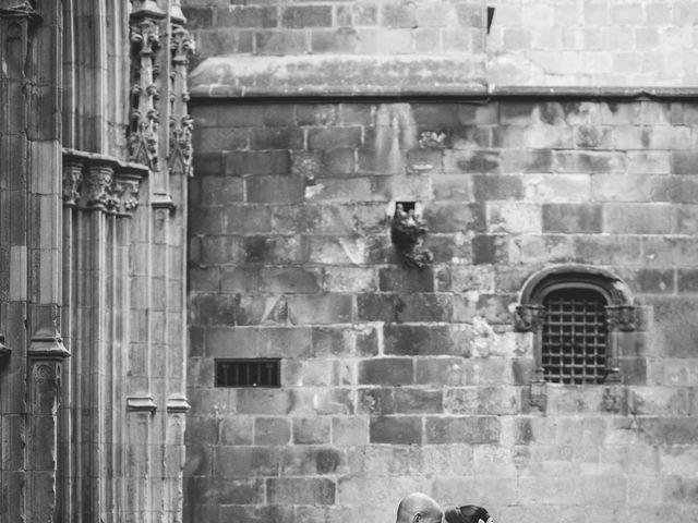 La boda de Sergio y Carmen en Castelldefels, Barcelona 53