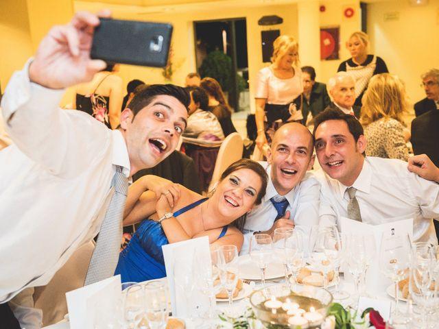 La boda de Sergio y Carmen en Castelldefels, Barcelona 61