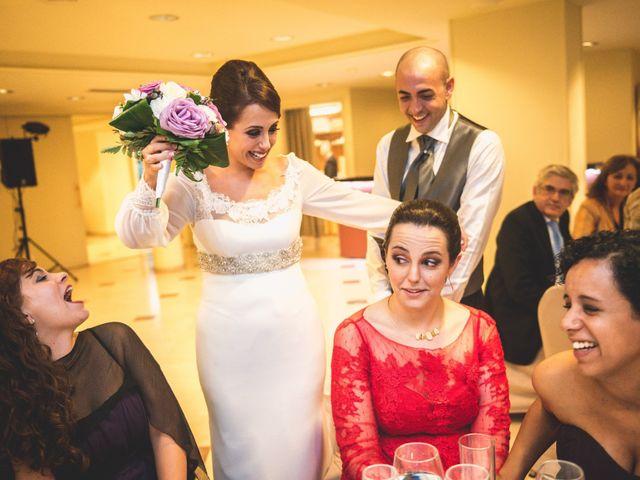 La boda de Sergio y Carmen en Castelldefels, Barcelona 63