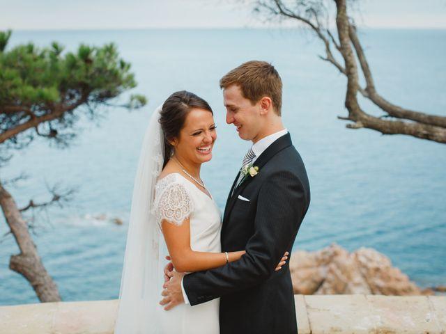 La boda de Lauren y Roger