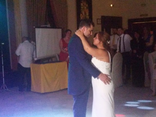 La boda de David y Miriam
