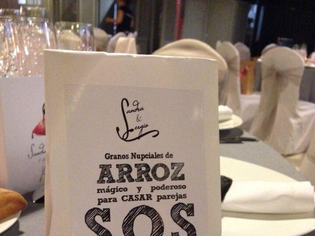 La boda de Sergio y Sandra en Cambrils, Tarragona 6