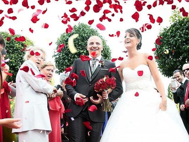 La boda de Sergio y Sandra en Cambrils, Tarragona 16