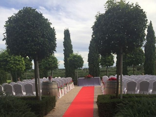 La boda de Sergio y Sandra en Cambrils, Tarragona 18