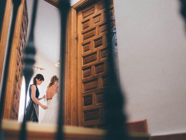 La boda de Paco y Paloma en Santo Tome Del Puerto, Segovia 27