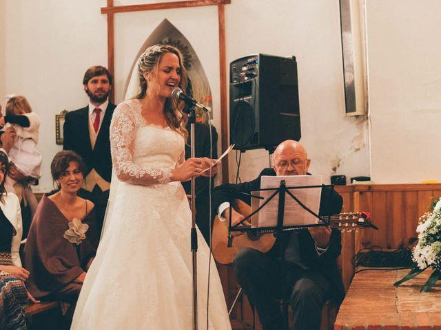 La boda de Paco y Paloma en Santo Tome Del Puerto, Segovia 45