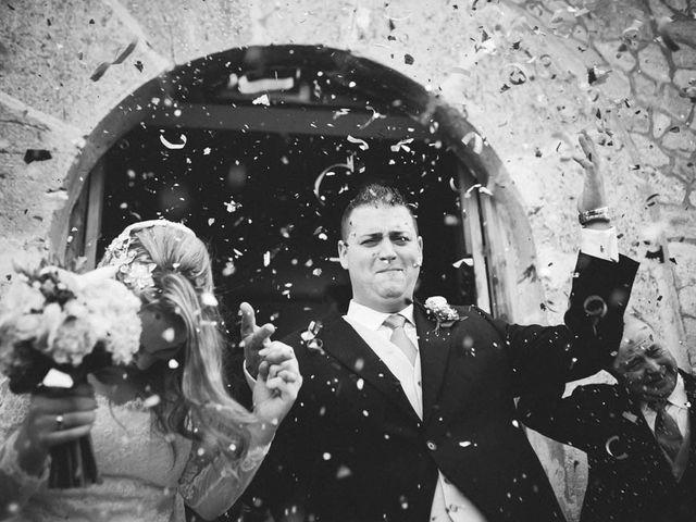 La boda de Paco y Paloma en Santo Tome Del Puerto, Segovia 49