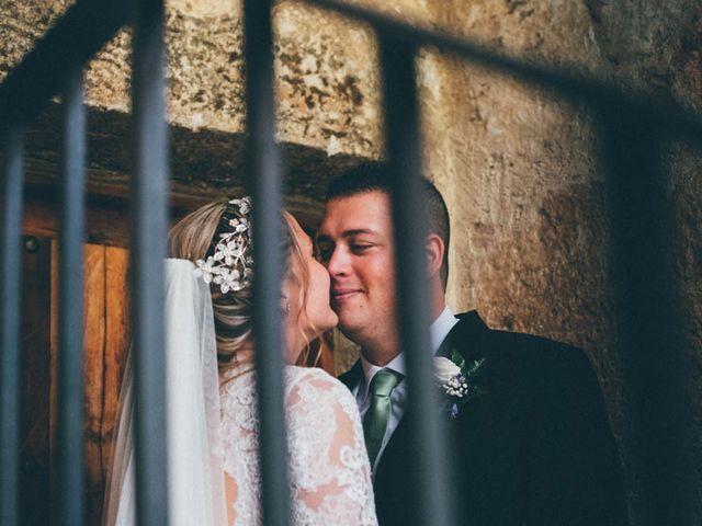 La boda de Paco y Paloma en Santo Tome Del Puerto, Segovia 51