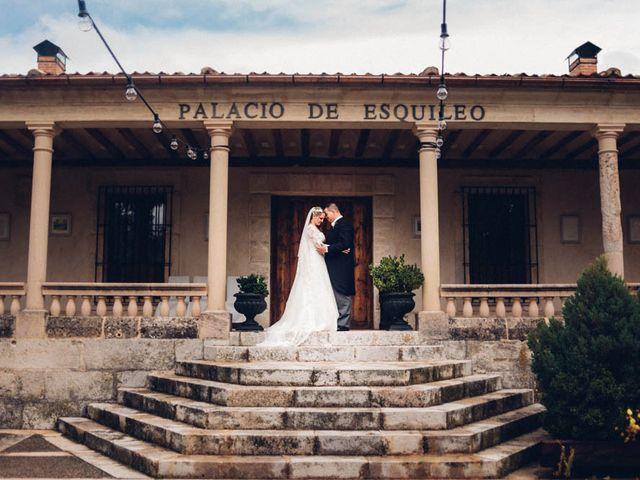 La boda de Paco y Paloma en Santo Tome Del Puerto, Segovia 55