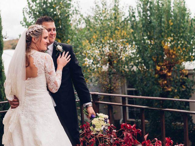 La boda de Paco y Paloma en Santo Tome Del Puerto, Segovia 57