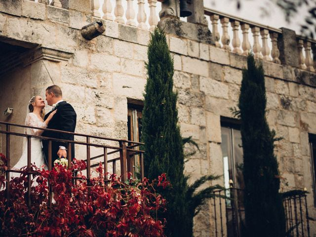 La boda de Paco y Paloma en Santo Tome Del Puerto, Segovia 58