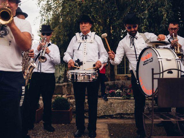 La boda de Paco y Paloma en Santo Tome Del Puerto, Segovia 65