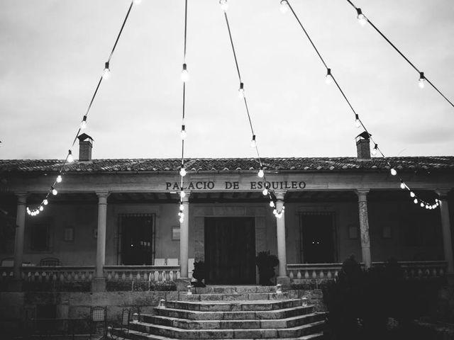 La boda de Paco y Paloma en Santo Tome Del Puerto, Segovia 71