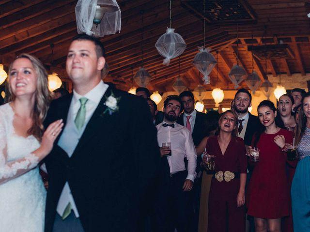 La boda de Paco y Paloma en Santo Tome Del Puerto, Segovia 72