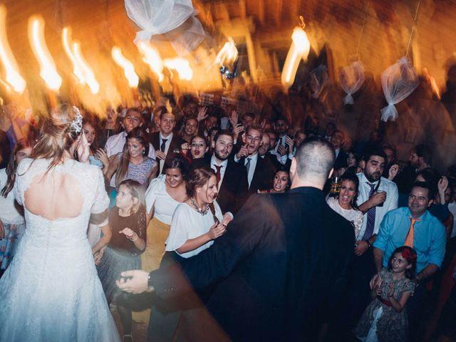 La boda de Paco y Paloma en Santo Tome Del Puerto, Segovia 77