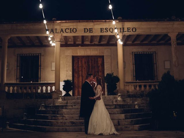 La boda de Paco y Paloma en Santo Tome Del Puerto, Segovia 78