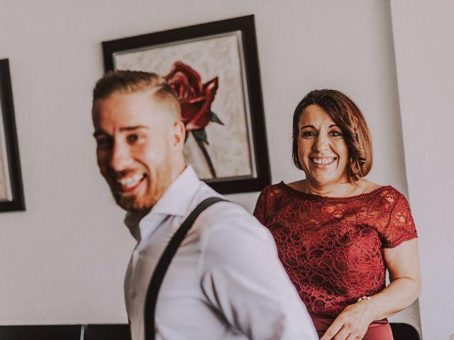La boda de Andrea y Alberto en Riba-roja De Túria, Valencia 4