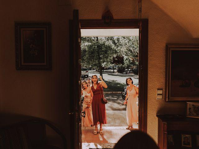 La boda de Andrea y Alberto en Riba-roja De Túria, Valencia 15