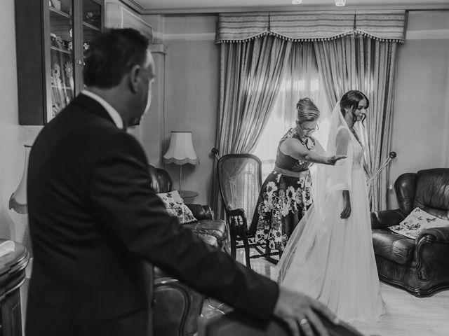 La boda de Andrea y Alberto en Riba-roja De Túria, Valencia 16