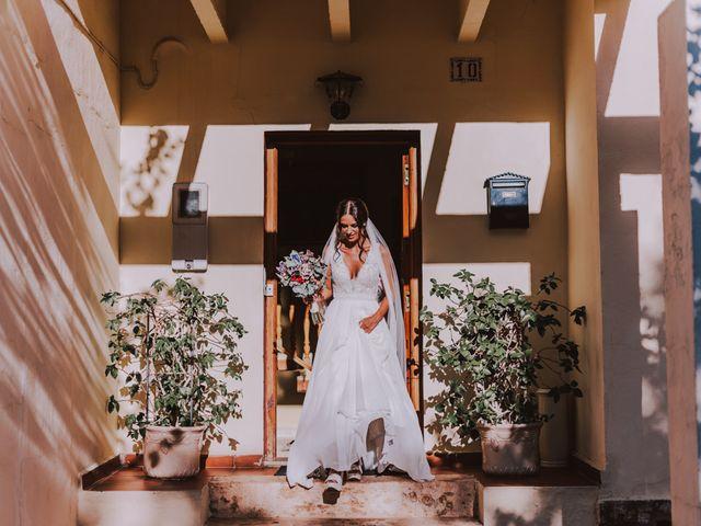 La boda de Andrea y Alberto en Riba-roja De Túria, Valencia 18
