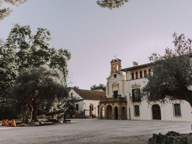 La boda de Andrea y Alberto en Riba-roja De Túria, Valencia 19