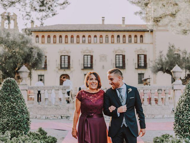 La boda de Andrea y Alberto en Riba-roja De Túria, Valencia 20