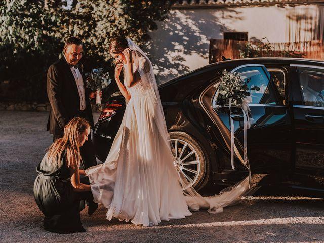 La boda de Andrea y Alberto en Riba-roja De Túria, Valencia 21